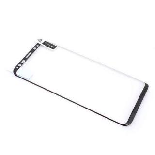 Folija za zastitu ekrana MONSTERSKIN SUPER 5D CLEAR za Samsung G960F Galaxy S9 crna
