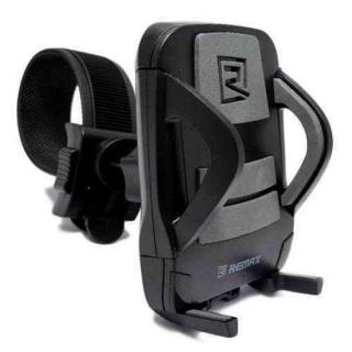 Drzac za mobilni telefon REMAX RM-C08 za bicikl sivo/crni