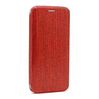 Futrola BI FOLD Ihave Glitter za Samsung A505F Galaxy A50 crvena