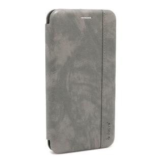 Futrola BI FOLD Ihave Gentleman za Samsung A505F Galaxy A50 siva