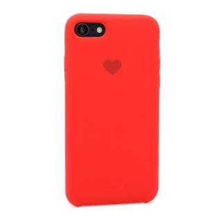 Futrola Heart za Iphone 7/Iphone 8 crvena