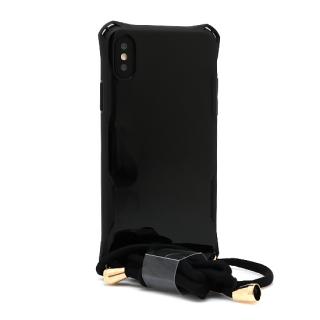 Futrola Summer color za Iphone X/Iphone XS crna