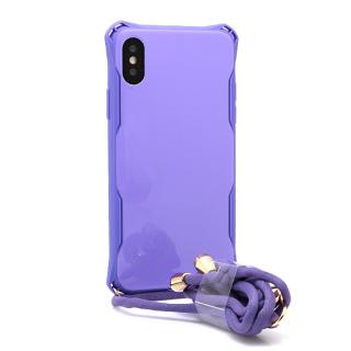 Futrola Summer color za Iphone X/Iphone XS lila