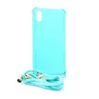 Futrola Summer color za Iphone XR tirkizna