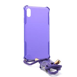 Futrola Summer color za Iphone XS Max lila