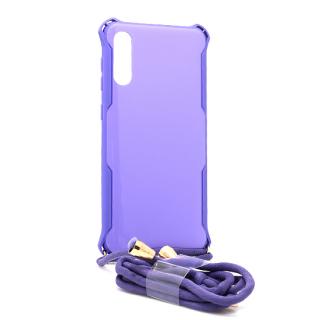 Futrola Summer color za Samsung A505F Galaxy A50 lila