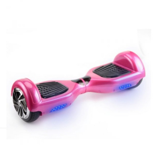 HOVERBOARD S36 BLUETOOTH ROSE RED