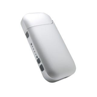 Futrola za aparat IQOS 2.4 Plus plasticna srebrna