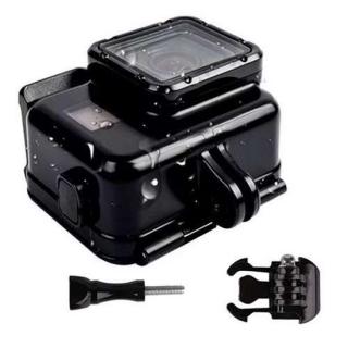 Vodootporno kuciste za GoPro 5 2u1 crno model 1
