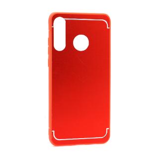 Futrola METAL za Huawei P30 Lite crvena