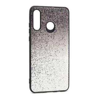 Futrola Glittering New za Huawei P30 Lite crno-srebrna