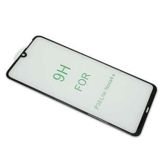 Folija za zastitu ekrana GLASS 5D za Huawei P30 Lite crna
