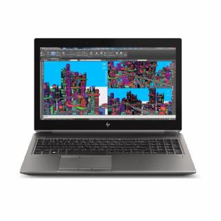 HP ZBook 17 G5 i7-8850H/17.3FHD/16GB/256GB+1TB/NVIDIA Quadro P3200 6GB/Win 10 Pro/3Y (4QH29EA)