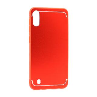 Futrola METAL za Samsung A105F Galaxy A10 crvena