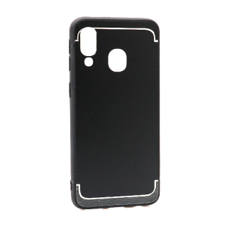 Futrola METAL za Samsung A405F Galaxy A40 crna