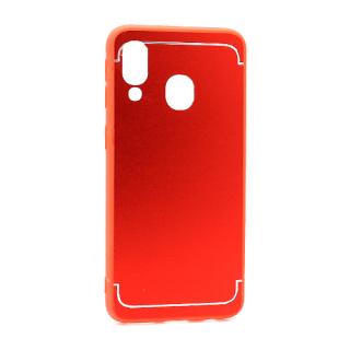 Futrola METAL za Samsung A405F Galaxy A40 crvena