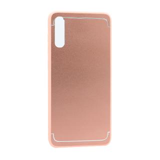 Futrola METAL za Samsung A705F Galaxy A70 roze