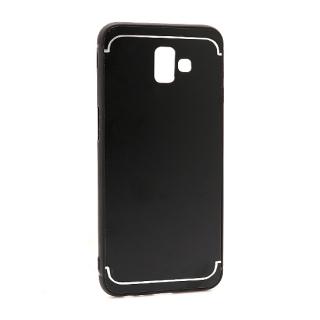 Futrola METAL za Samsung J610F Galaxy J6 Plus crna