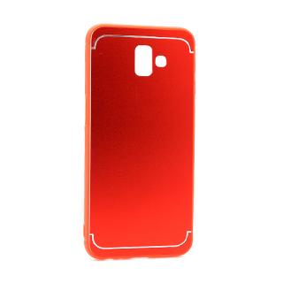 Futrola METAL za Samsung J610F Galaxy J6 Plus crvena