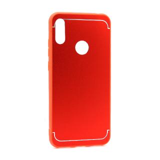 Futrola METAL za Huawei Honor 8A crvena