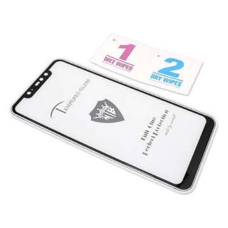 Folija za zastitu ekrana GLASS 2.5D za Xiaomi Redmi Note 7/Note 7 Pro/Note 7S crna