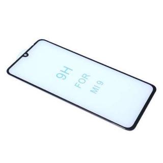 Folija za zastitu ekrana GLASS 5D za Xiaomi Mi 9 crna
