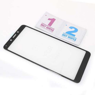 Folija za zastitu ekrana GLASS 5D za Xiaomi Redmi 6/Xiaomi 6A crna