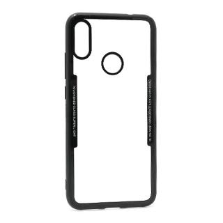 Futrola BACK CLEAR za Xiaomi Redmi Note 7/Note 7 Pro crna