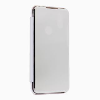 Futrola BI FOLD CLEAR VIEW za Xiaomi Redmi 7 srebrna
