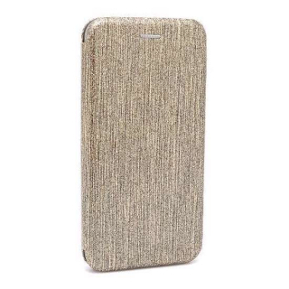 Futrola BI FOLD Ihave Glitter za Xiaomi Redmi 6A zlatna