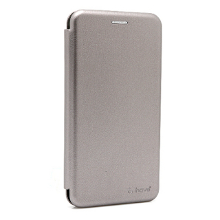 Futrola BI FOLD Ihave za Xiaomi Redmi Note 7/Note 7 Pro siva
