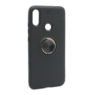 Futrola Elegant Ring za Xiaomi Redmi Note 7 crna