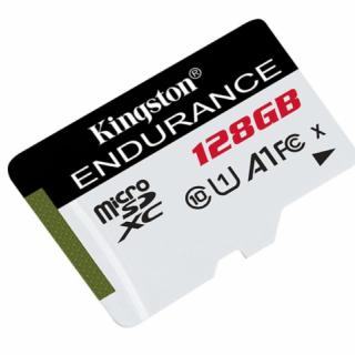 Kingston microSDXC 128GB Class 10 U1 UHS-I 95MB/s-45MB/s SDCE/128GB + adapter