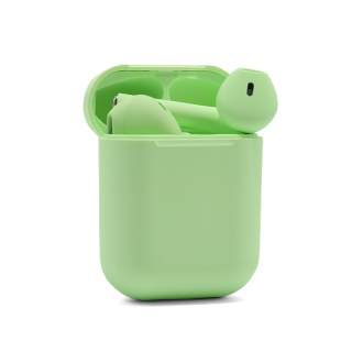Slusalice Bluetooth Airpods InPods 12 zelene