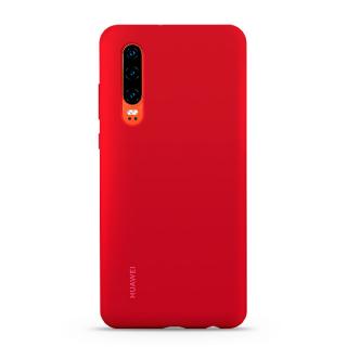 Futrola silikonska za Huawei P30 crvena FULL ORG