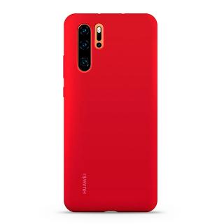 Futrola silikonska za Huawei P30 Pro crvena FULL ORG
