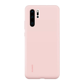 Futrola silikonska za Huawei P30 Pro roze FULL ORG