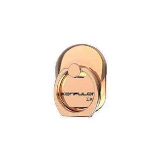 Drzac RING FR2 za mobilni telefon zlatni KONFULON