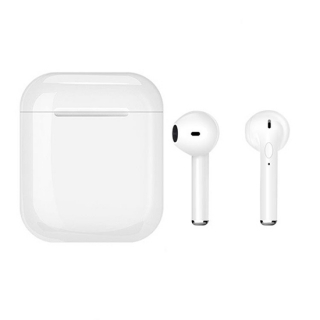 Slusalice Bluetooth Airpods I9S za Iphone 7/8/X bele HQ (PopUp Window)