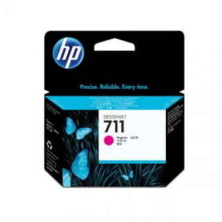 HP Kertridž No.711 Magenta - CZ131A