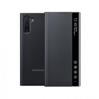 Samsung Clear View Maska Za Note 10 Crna