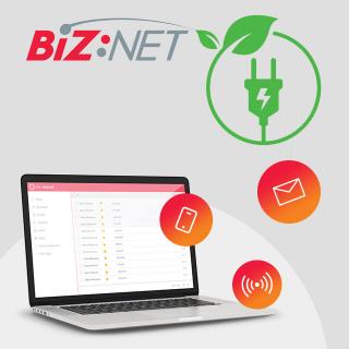 Web hosting Business Plus paket
