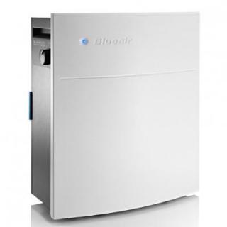 Blueair 203 Slim 230VAC with smokestop filter Color White