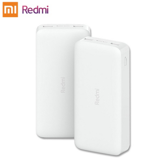 Xiaomi 20000mAh Mi Power Bank Redmi Fast Charge