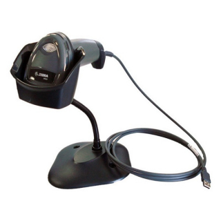POS Zebra DS2208 USB Black 2D