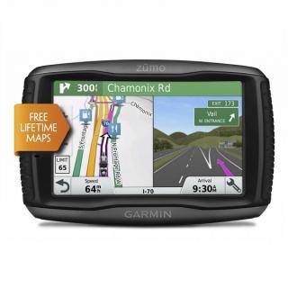 Moto GPS Navigacija Garmin Zumo 595 LM Europe