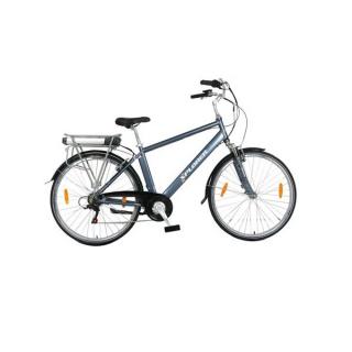 E-bike Xplorer Silver Line 28 incha