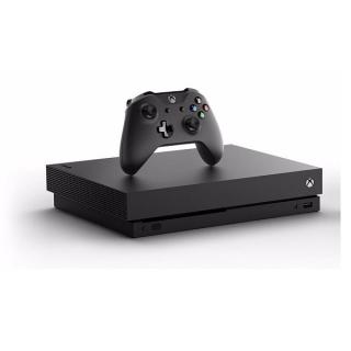 Microsoft XBOX ONE X Console 1TB Black