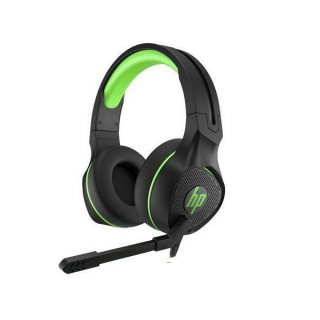 HP Pavilion 400 Gaming Headset Black/Green (4BX31AA)