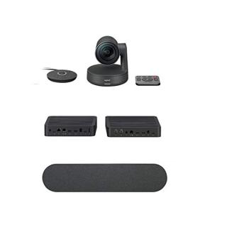 Logitech Rally Ultra-HD ConferenceCam - Black